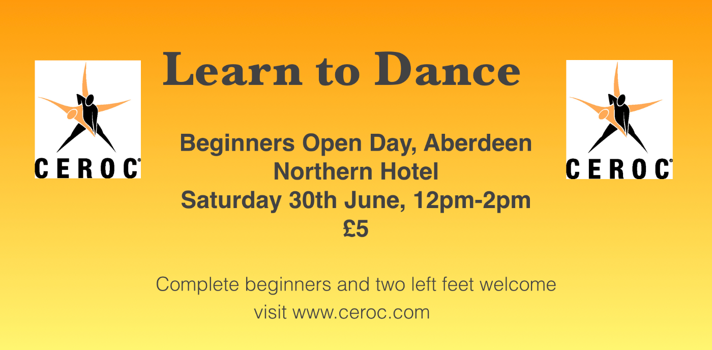 Aberdeen Beginners Open Day