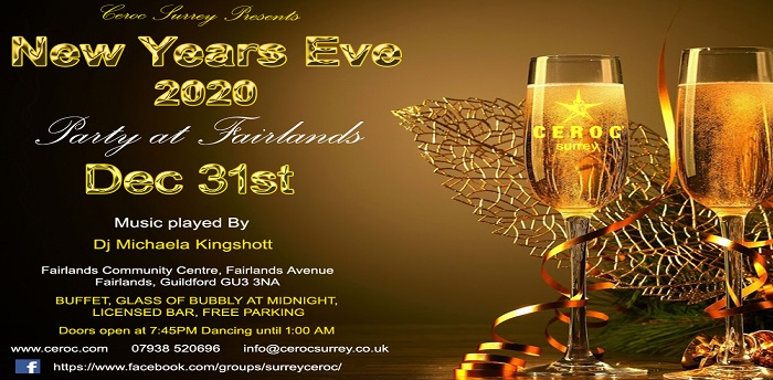 Fairlands Freestyle - New Years Eve Party