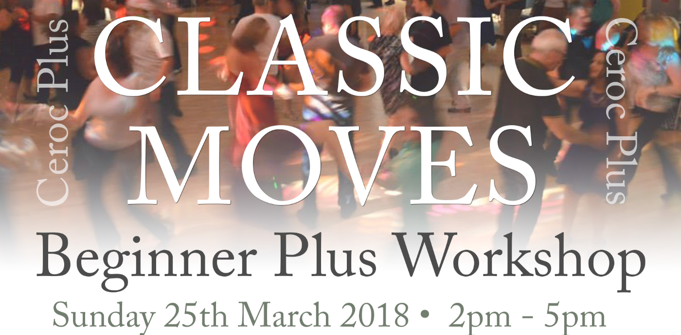 Classic Moves (Beginner Plus) Workshop