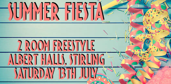 Summer Fiesta at the Albert Halls