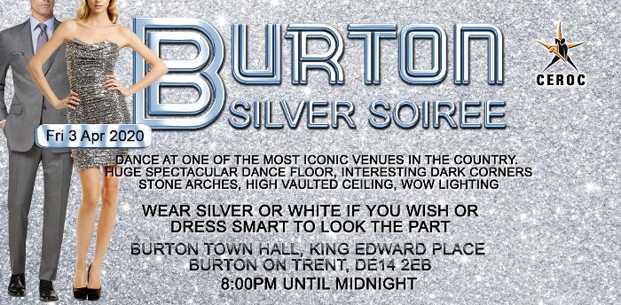 Burton Silver Soiree Freestyle