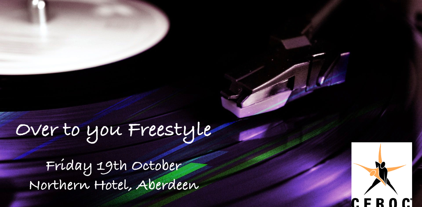 Aberdeen Northern Hotel October Freestyle