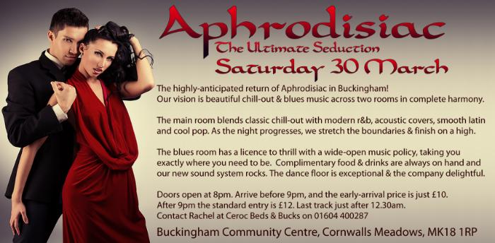 Aphrodisiac Saturday Night Freestyle