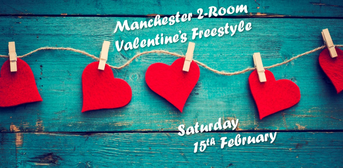 Manchester 2-Room Valentine's Ball Freestyle