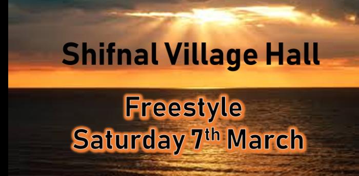 Ceroc Addiction Shifnal Village Hall Freestyle