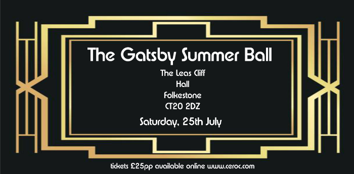 POSTPONED The Folkestone SUMMER BALL