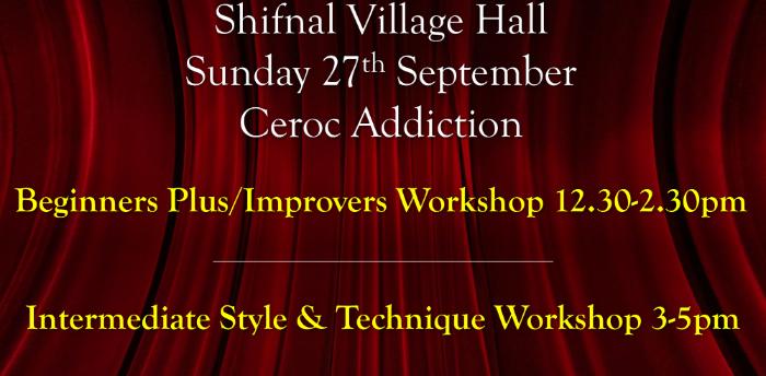 Intermediate Style & Technique Workshop