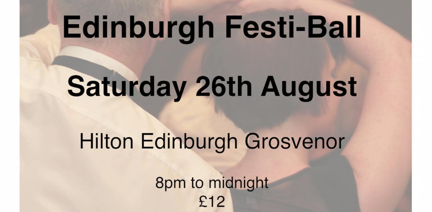 Edinburgh Festi-Ball