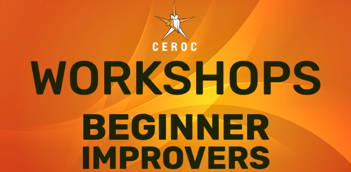 Beginner Improvers Workshop