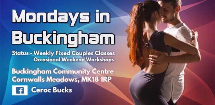 Buckingham Couples Ceroc Class