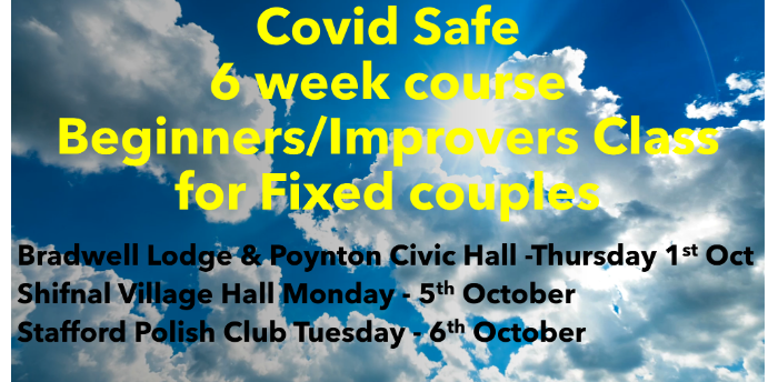 6 Week Course Beginners Plus/Improvers Class