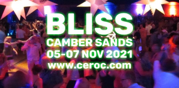 CEROC ESCAPE 'BLISS' 2021 @ Camber Sands