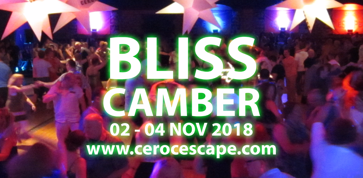CEROC ESCAPE 'BLISS' 2018 @ Camber Sands