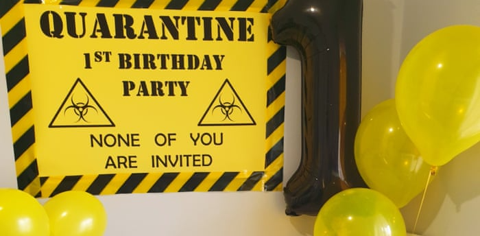 The Big Fact Hunt's Lockdown Birthday