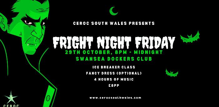 Fright Night Friday Freestyle
