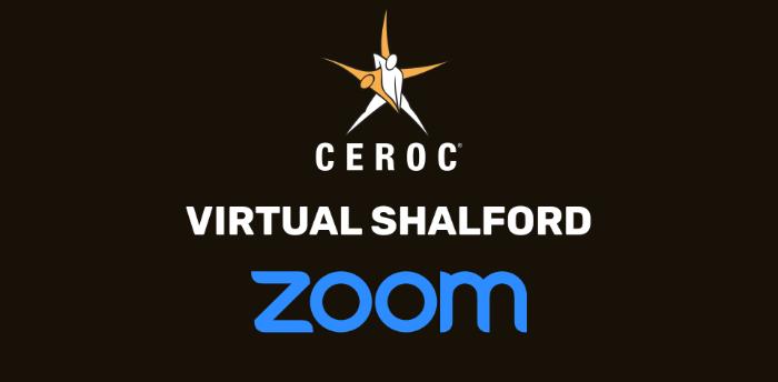 Ceroc Shalford Online Sunday 12 July 2020