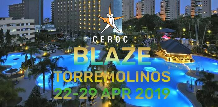 Ceroc BLAZE 2019 - Spain