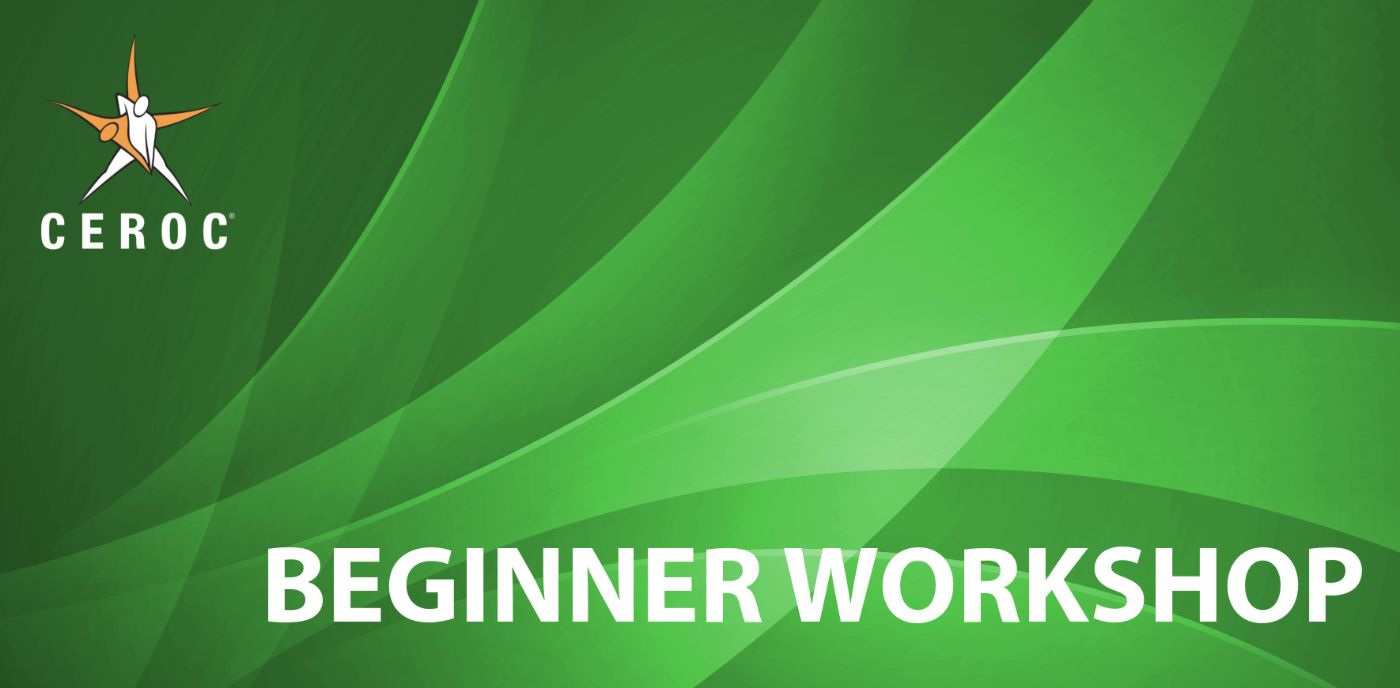 Shifnal Beginners Workshop - November