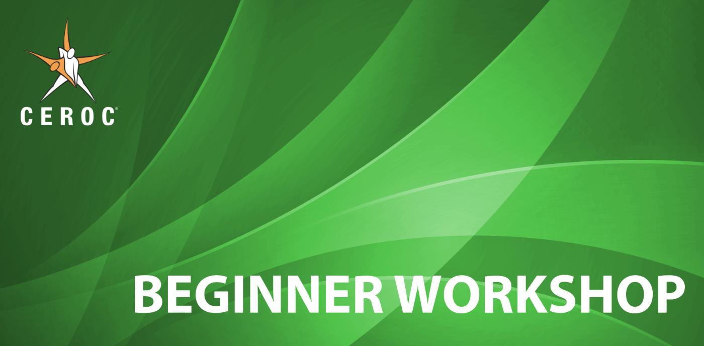Shifnal Beginners Workshop - November