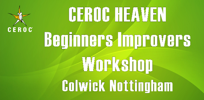 Ceroc Heaven Beginner Improver Workshop