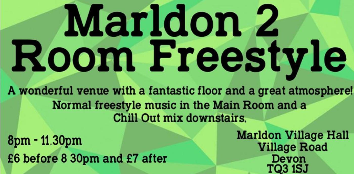Marldon 2 Room Freestyle