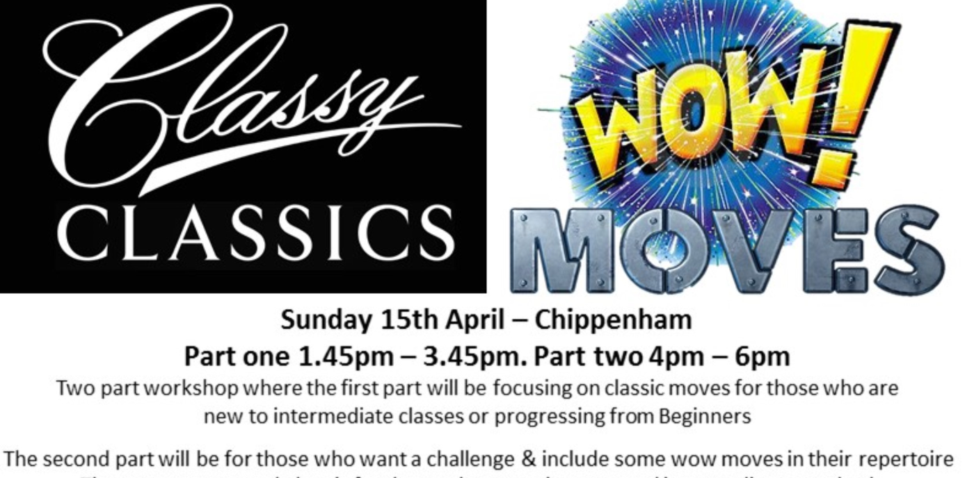 Classy Classics & Wow Moves with Richard & Zoe