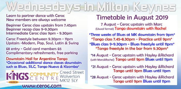 Mid week Blues in Milton Keynes