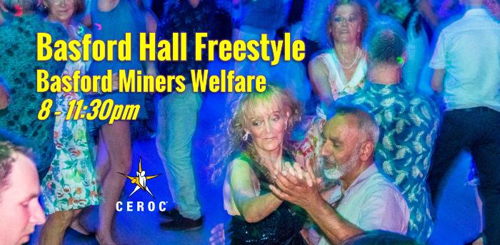 POSTPONED Basford Hall Freestyle