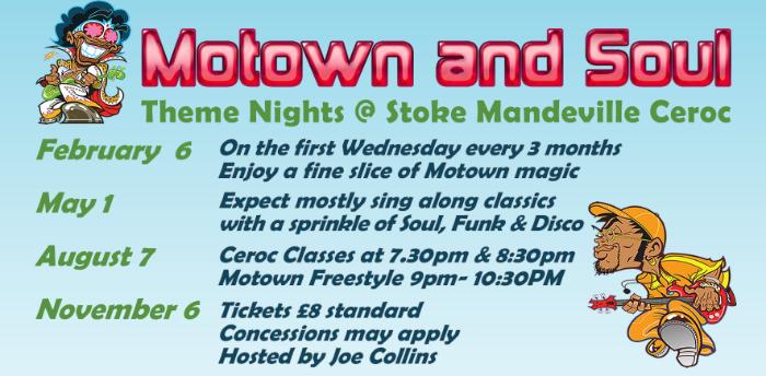 Motown & Soul with Joe Collins