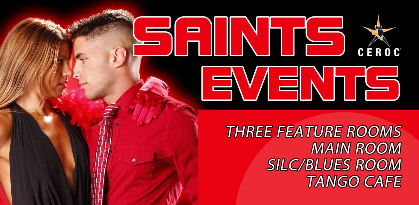 Saints Freestyle Event