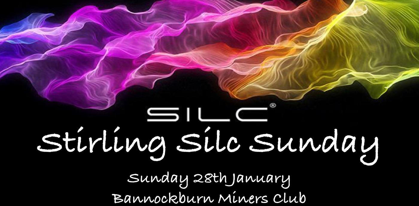 Stirling Silc Sunday Mini Workshop & Freestyle