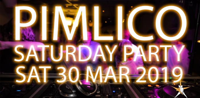 Pimlico Saturday Party Freestyle March 2019