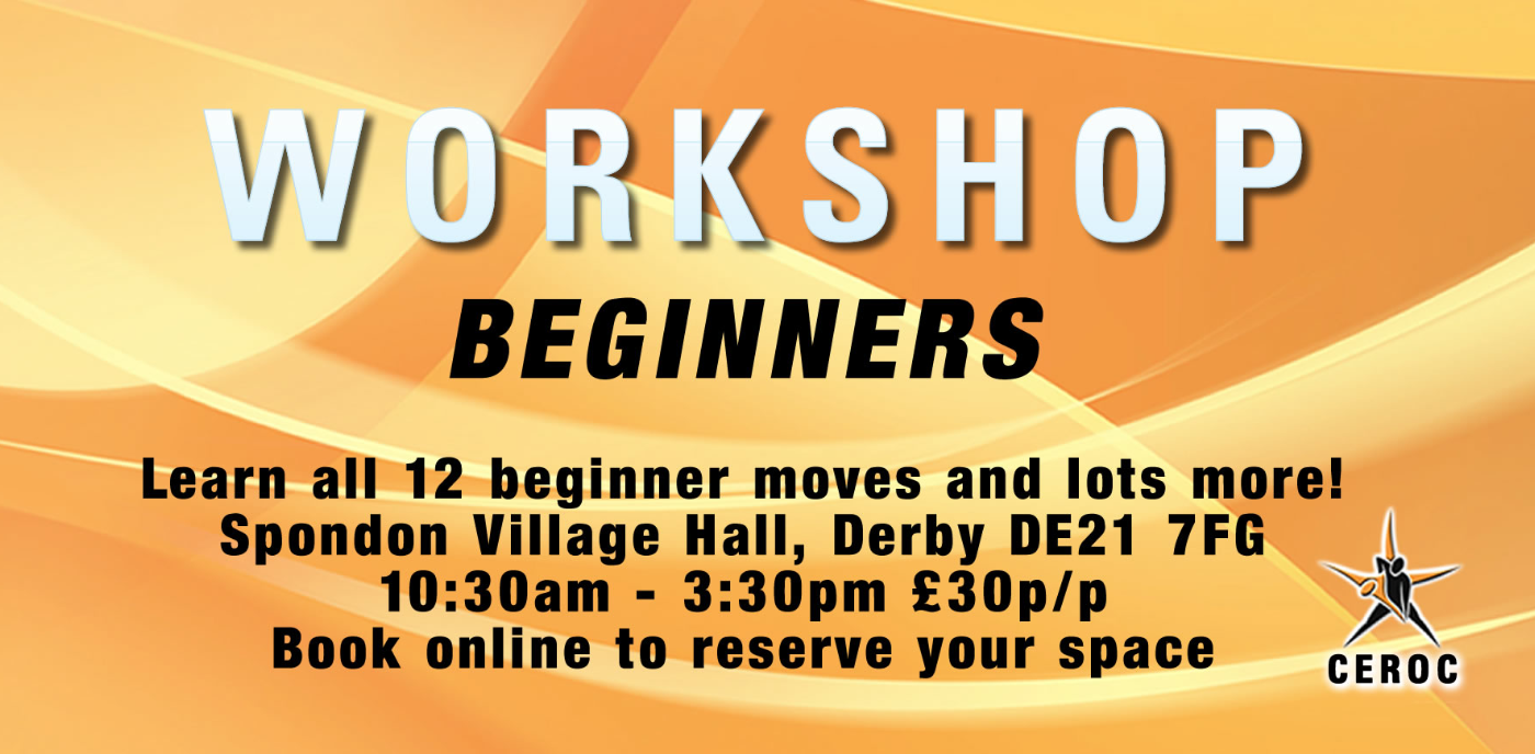 Beginners Workshop - Derby