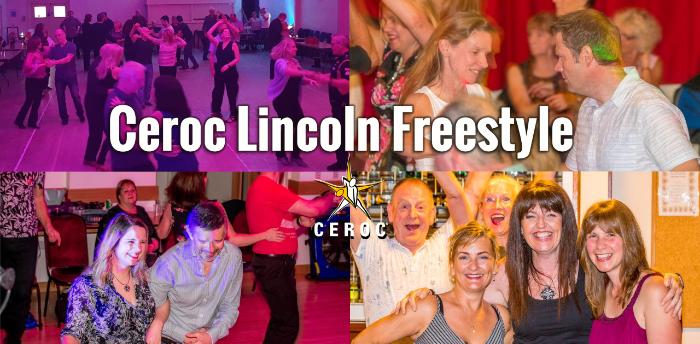 Ceroc Lincoln Freestyle