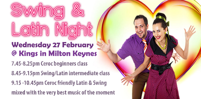 Swing and Latin Party Night