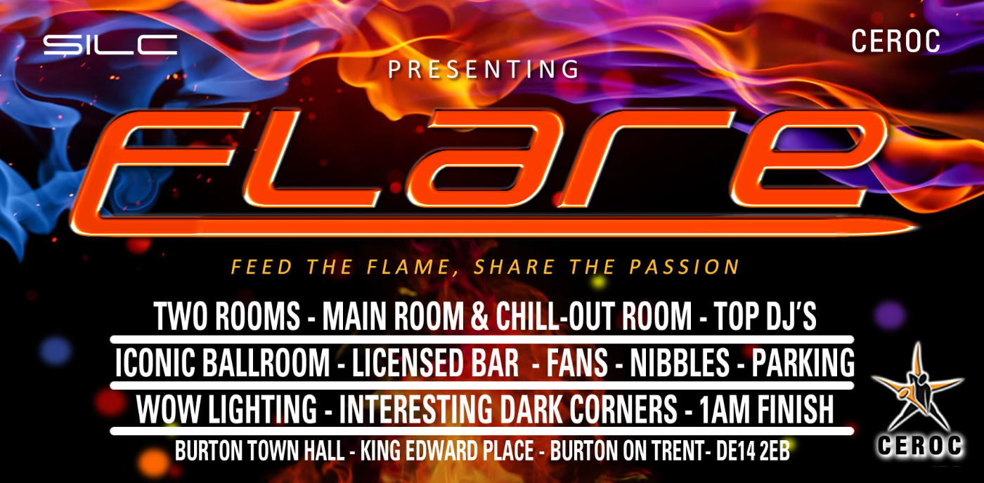 FLARE 2 Room Freestyle - Burton Town Hall