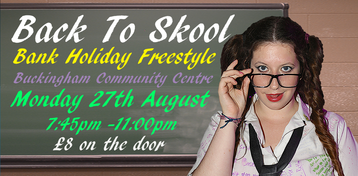 Back to Skool Freestyle