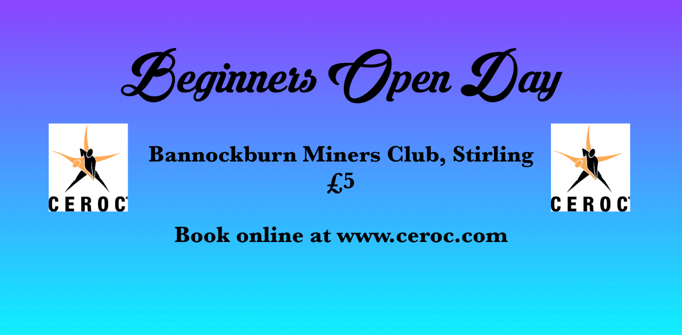 Stirling: Beginners Open Day