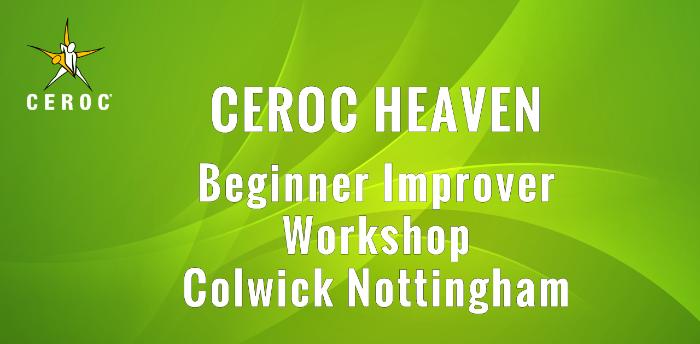 Ceroc Heaven Beginner Improver Workshop