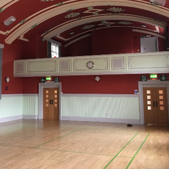 Dance at DUNBLANE - Victoria Hall - Saturday Freestyle