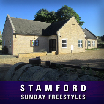 Dance at STAMFORD - Tinwell Village Hall - Sunday Freestyle