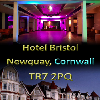 Dance at NEWQUAY - Hotel Bristol - Extreme Weekender - BOOKINGS OPEN!