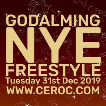 Dance at GODALMING - Borough Hall - NYE Freestyle