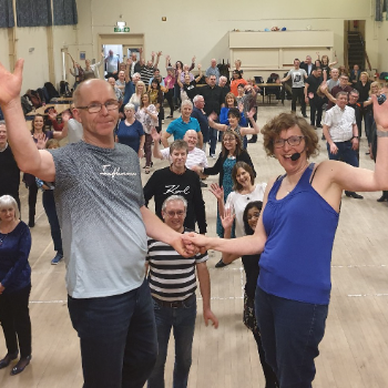 Learn to Dance at Ceroc Lincoln Hospital Club