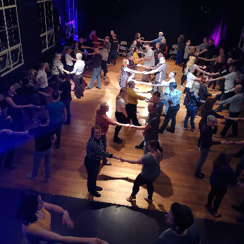 Dance at CARDIFF - Llanover Hall Arts Centre - Saturday Freestyle