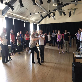 Learn to Dance at HORNDEAN - Barton Hall - Sunday Workshop