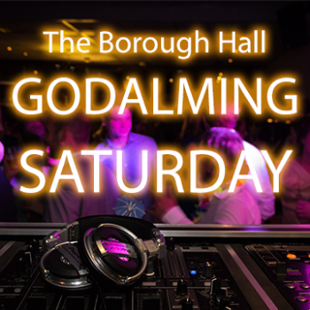 Dance at GODALMING - Borough Hall - Saturday Freestyle