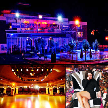Dance at BOURNEMOUTH - The Pavilion - Black Ball Nov