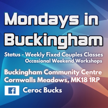 Dance at BUCKINGHAM - Buckingham Community Centre - Saturday Freestyle