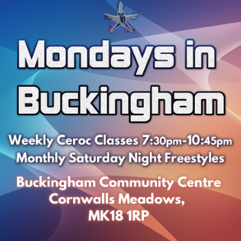 Learn to Dance at Ceroc Buckingham